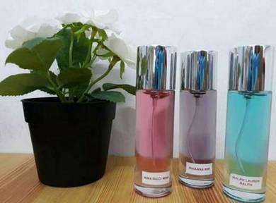 Perfume mesra solat
