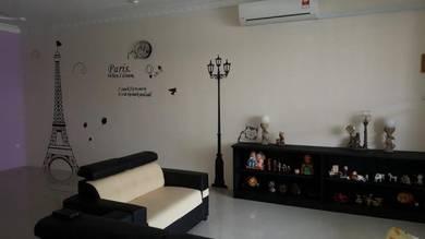 Air Con fully furnished room at Kuching 8th Mile, Muara Tuang