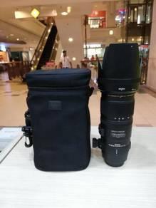Sigma 70-200mm f2.8 ex apo dg os hsm lens-canon