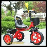 Kids tricycle - new attractive design