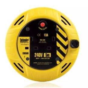 E86575 defender mini cassette reel 5 meters