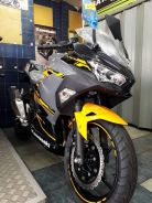 Naked Ninja 250 Deposit Rendah SPORT TOURING
