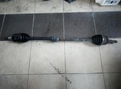 Drive shaft cvt