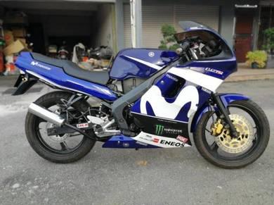 Yamaha TZM Tip Top Condition (Loan Kedai / Cash)