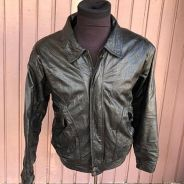 Authentic Preloved Bikers Leather Jacket