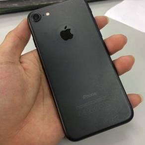 IPhone 7 32gb Matte black can swap