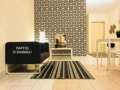 Bilik Sewa Female Flora Damansara Apartment, Decorative & Cozy unit
