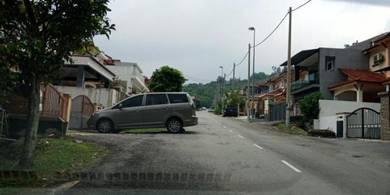Double Storey House at Jalan Bukit Pandan Bistari 6