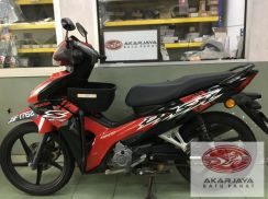Honda wave dash 110 FI low mileage 2nd hand
