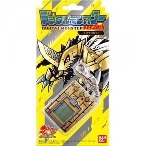 Digimon Vpet Ver.20th Zubamon Color 2017