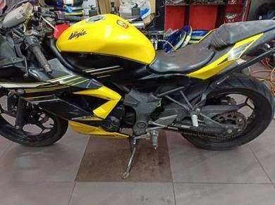 Kawasaki Ninja 250Sl Fi Fast model Ori Mto