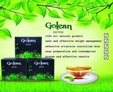 GOLEAN TEA for LOSE WEIGHT