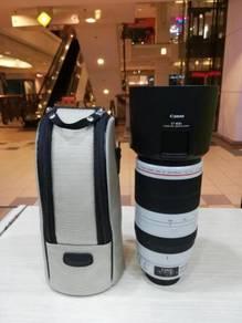 Canon ef 100-400mm f4.5-5.6l is ii usm lens
