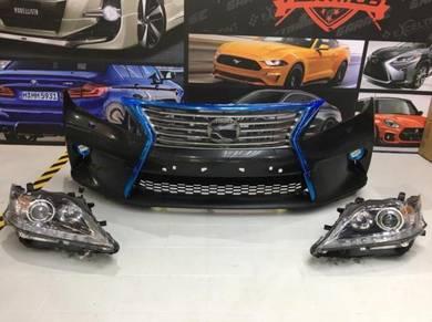 Lexus Rx350 Rx270 Bodykit Conversion Facelift