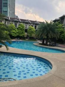 Anjung Damai, KLCC, KL City, Jalan Ampang, Intermark Mall, LRT