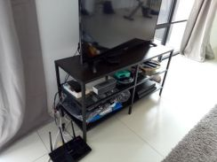 Like brand new tv stand console