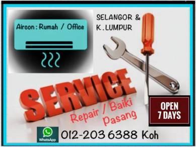 Pro Aircond KL/SEL AIRCON - Bandar Tasik Others