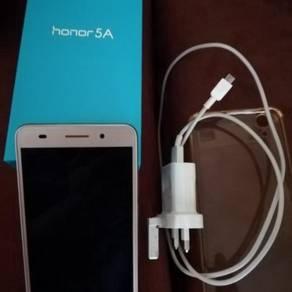 Handphone Huawei Honor 5A untuk dilepaskan