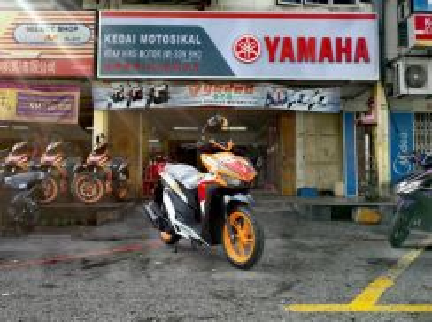 Honda Vario 150 Repsol