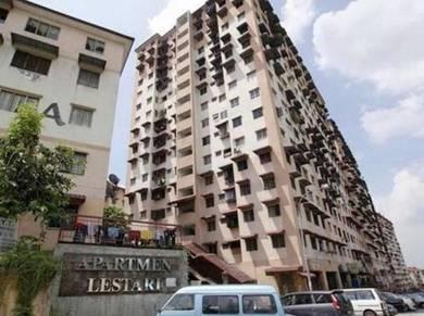 Lestari Apartment, Damansara Damai