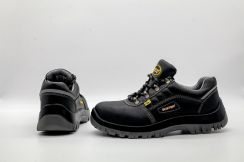 High Quality Water Resistant Leather Safety Shoes