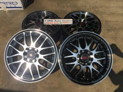 Gkx wheels 15inc rim for alza wira myvi viva iriz