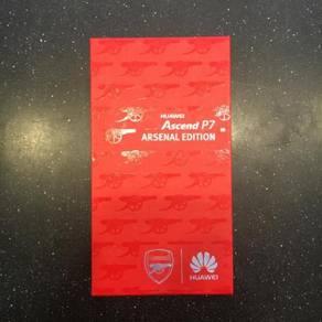 Huawei Ascend P7 Arsenal Edition, Black, (Demo)