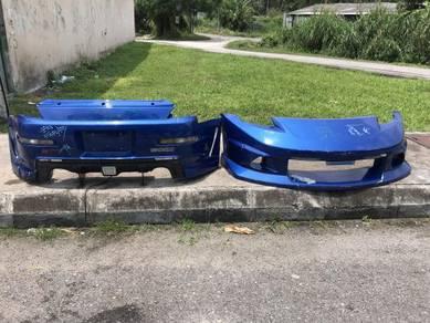 No 26-9-1 Bodykit Revolution Fairlady Z33 350z Jpn