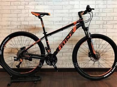 TRINX ITALY 30SPD LOCKUP FORK Bike BICYCLE