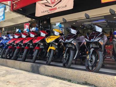 New Yamaha y15 y15zr Promotion YearEND BMM