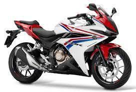 Honda cbr500r - september promosi