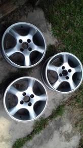 Hyundai Accent 2002-2005 Original Tyre Rim Rims
