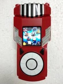 Digimon Xros Loader Red 2010