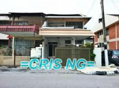 2 Storey Terrace House 1600sqft Renovated Pantai Jerjak Sungai Nibong