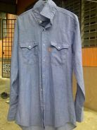 Chambray levis