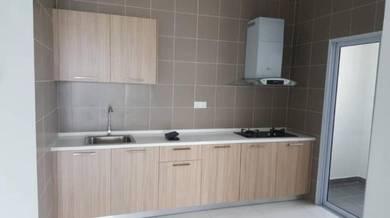 Aurora residence basic unit,puchong prima