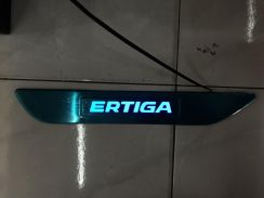 Proton ertiga side steel pad oem with led light