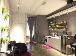 Beautician's concept working space + home at Shah Alam Avenue Crest