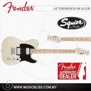 Fender SQ Contemporary Telecaster HH Guitar(White)