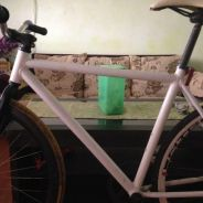 Basikal fixie  full set