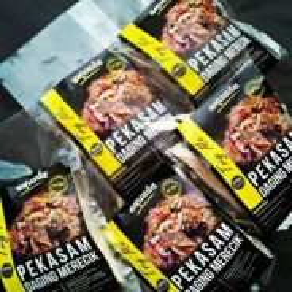Daging pekasam by aquada