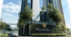 Woodsbury Suites 750sqft WorthBuy Seaview 0 Down Payment Butterworth