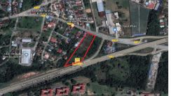 Industries Area Flat Land Beside BKE Highway and Penanti Mainroad