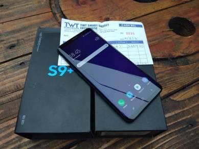 Samsung s9 plus 128gb underwaranty