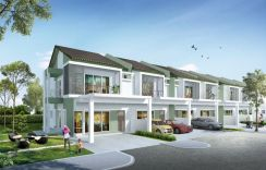 New Double Storey House Seremban near to plus highway toll