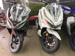 Honda pcx 150 new face (d/p 800) Ready Stock