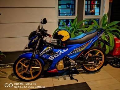 Suzuki Belang R150