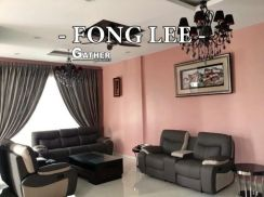 3 Storey Bungalow Newly Paint (GREAT DEAL) at Taman Cendana Indah