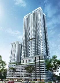 NEW SkyView residence condo 4 bedroom Jelutong 1250sf High floor Aspen