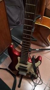 Gitarmodel hofma STC3/4
